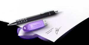 Квалифицированная электронная подпись — ЦДП